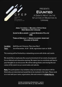 CFEP Event 031214