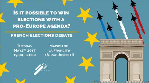 elections France EU pro agenda Macron Le Pen presidentielle