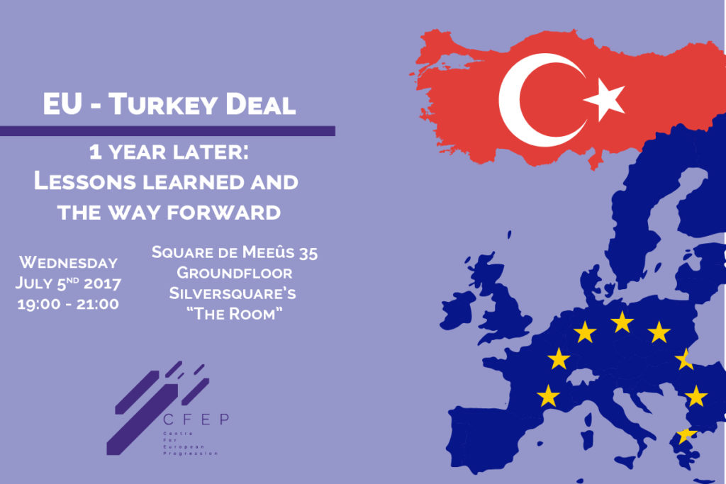 EU Turkey migrand deal panel debate CFEP C4EP