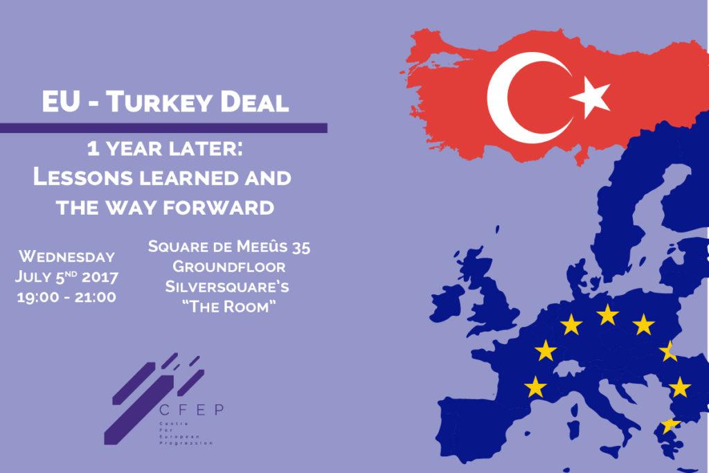EU Turkey migrand deal panel debate CFEP C4EP